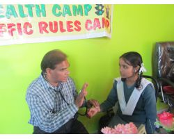 Health Checkup & Traffic Rule Camp